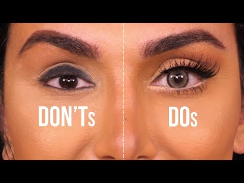 How to Make Your EYES LOOK BIGGER in 6 Easy Steps| ٦ خطوات ستجعل عيونك هائلة! thumbnail