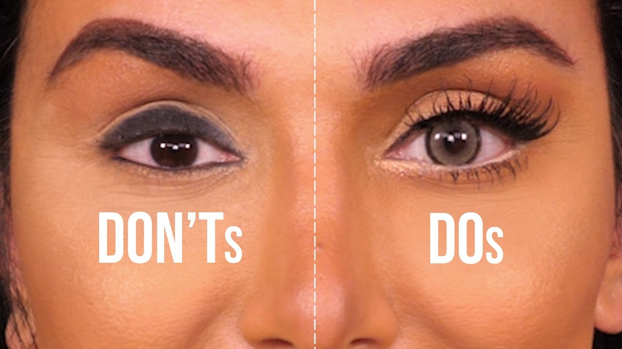 How to Make Your EYES LOOK BIGGER in 11 Easy Steps ٦ خطوات ستجعل عيونك  هائلة!