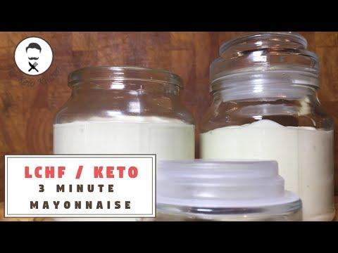 EASY Mayonnaise || The Keto Kitchen