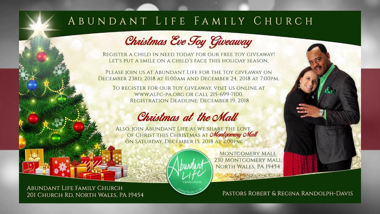 Christmas Giveaway Flyer.Christmas Toy Giveaway