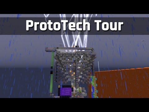 ProtoTech Tour | Minecraft 1.12