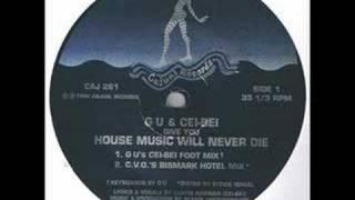 Glenn Underground & Cei-Bei - House Music Will Never Die