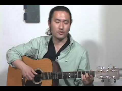 how to play dust in the wind on acoustic