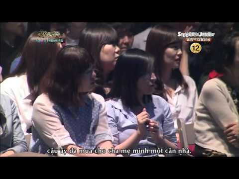 VIETSUB 120728 Super Junior Ryeowook Immortal Song Special Summer Full Cut 1