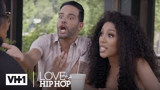 K. Michelle Gets Her Wig Snatched by Melisia   K. Michelle: My Life