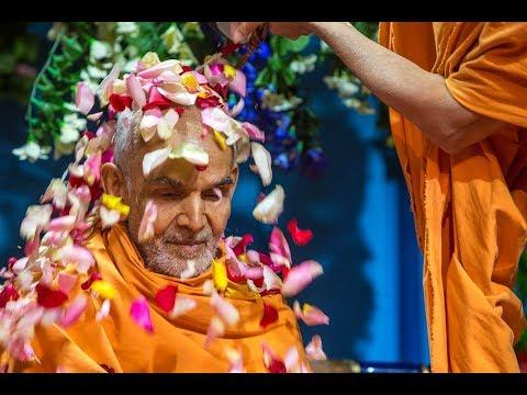 Guruhari Darshan 23 Jul 2017, Toronto, ON, Canada