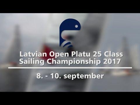Latvian Open Paltu 25 Class Sailing Championship 2017