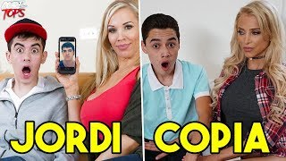 5 COPIAS Más DESCARADAS De YOUTUBERS | Jordi Gringo, Germán Mexicano thumbnail