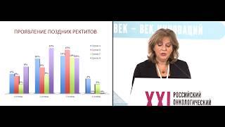 Лучевая терапия рака шейки матки: современная тактика, результаты лечения
