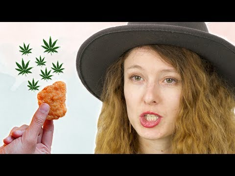 Stoners Get The VEGAN MUNCHIES | LIVEKINDLY