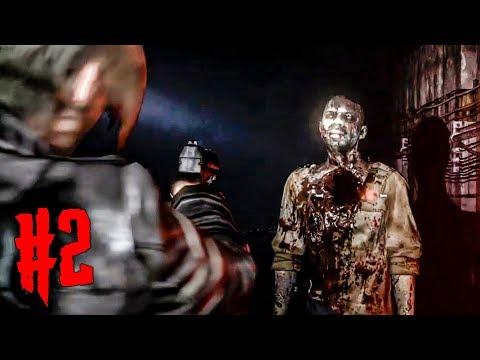 КАК В РАККУН СИТИ! ► Resident Evil 6 Прохождение #2 ► ХОРРОР ИГРА
