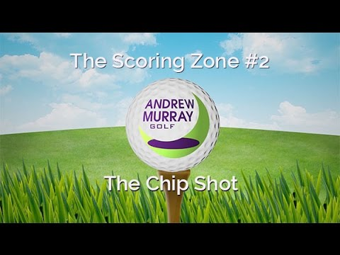 The Scoring Zone 2 - The Chip Shot - Andrew Murray Golf