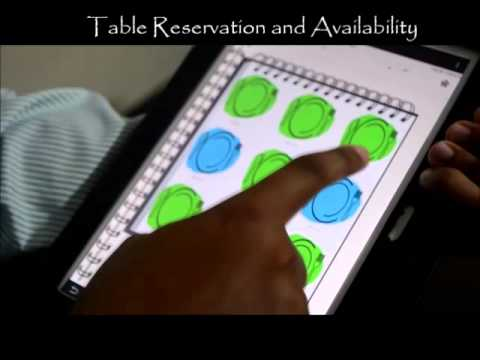 Restaurant Kitchen Order System kitchen order pad' tablet: restaurant ordering system, online demo