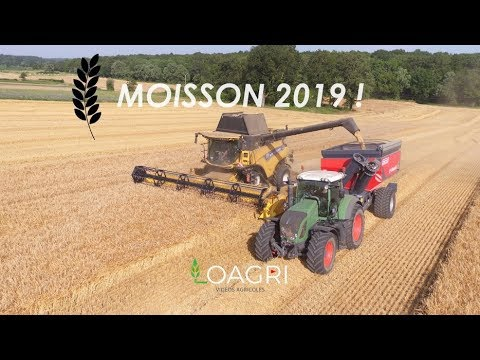 MOISSON/HARVEST 2019 | CR8.80 SMARTTRAX !