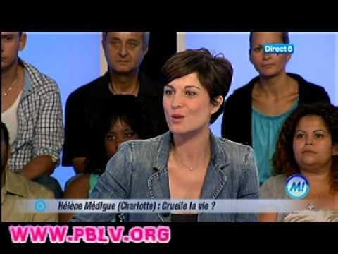 Hélène Médigue s'explique chez Morandini - Partie 1