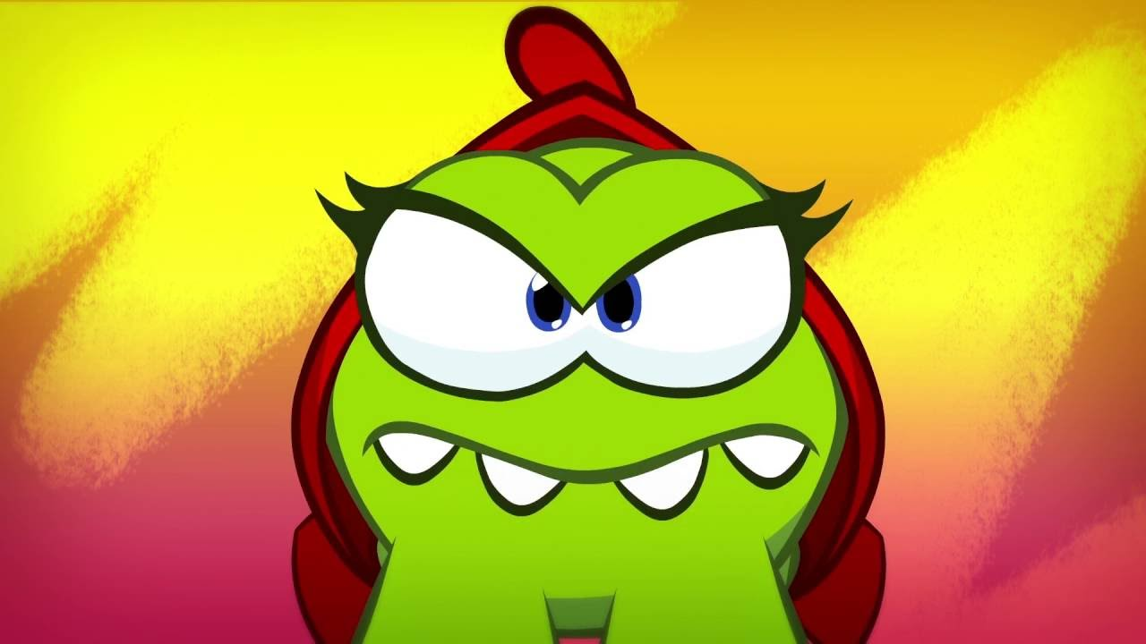 Om Nom Stories (Cut the Rope) - Little Red Hungry Hood (Episode 37, Cut the Rope: Magic)