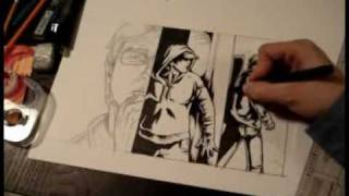 How to draw a comic book - the untalented way.3gp