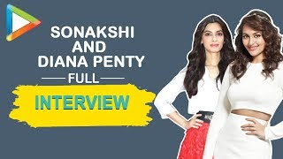 FULL : Sonakshi Sinha & Diana Penty talk about Happy Phir Bhag Jayegi & lot more