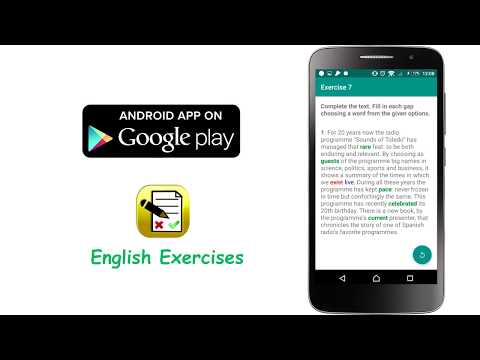 English exercises - Apps on Google Play