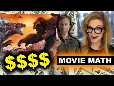 Godzilla vs Kong Opening Weekend $122 Million! Nobody #1 Domestic Box Office!