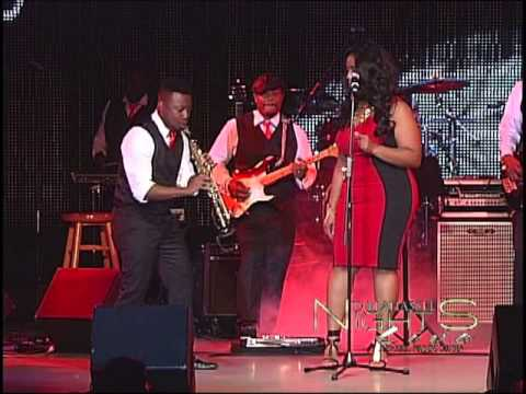 PATRICIA WHITFIELD PERFORMS PATTI LABELLE'S 'IF ONLY YOU KNEW' AT TALLAHASSEEE NIGHTS LIVE