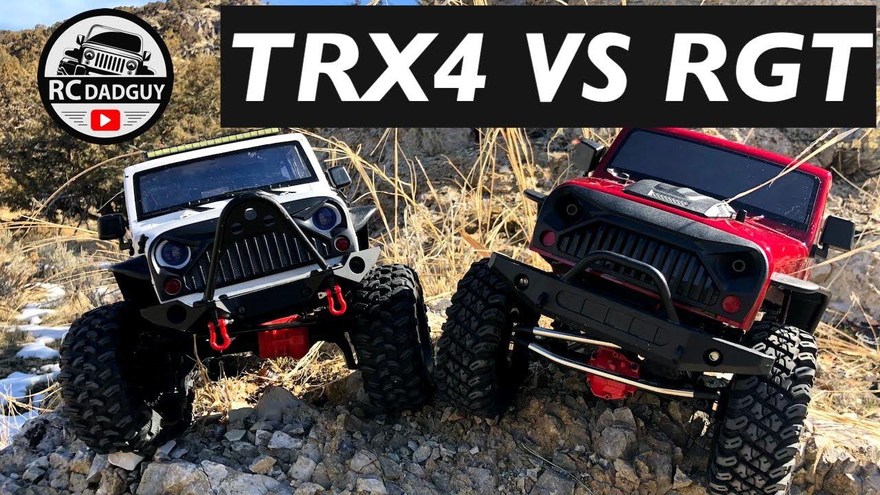 Download RGT Crawler Any Good? TRX4 Sport vs RGT EX86100