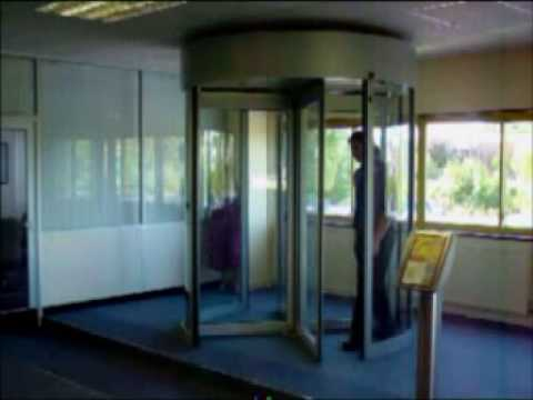 Gunnebo Entrance Control Inc - AutoSec Demonstrational video