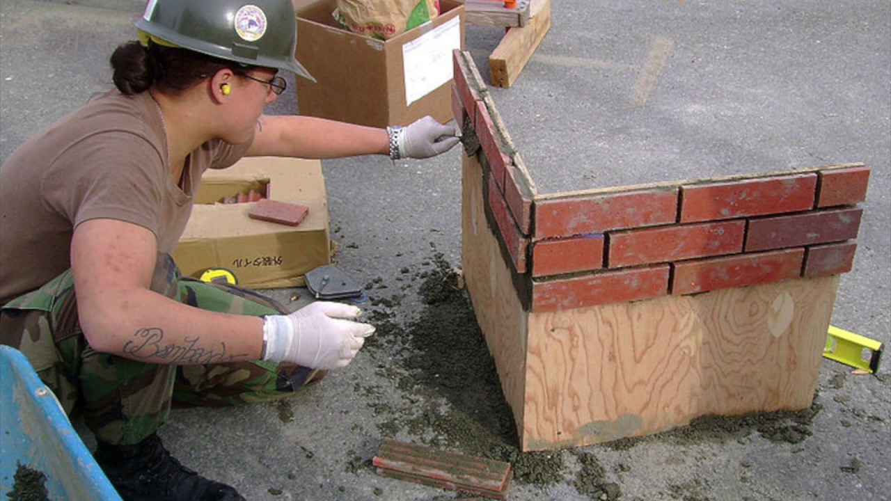 How to resurface a fireplace - YouTube