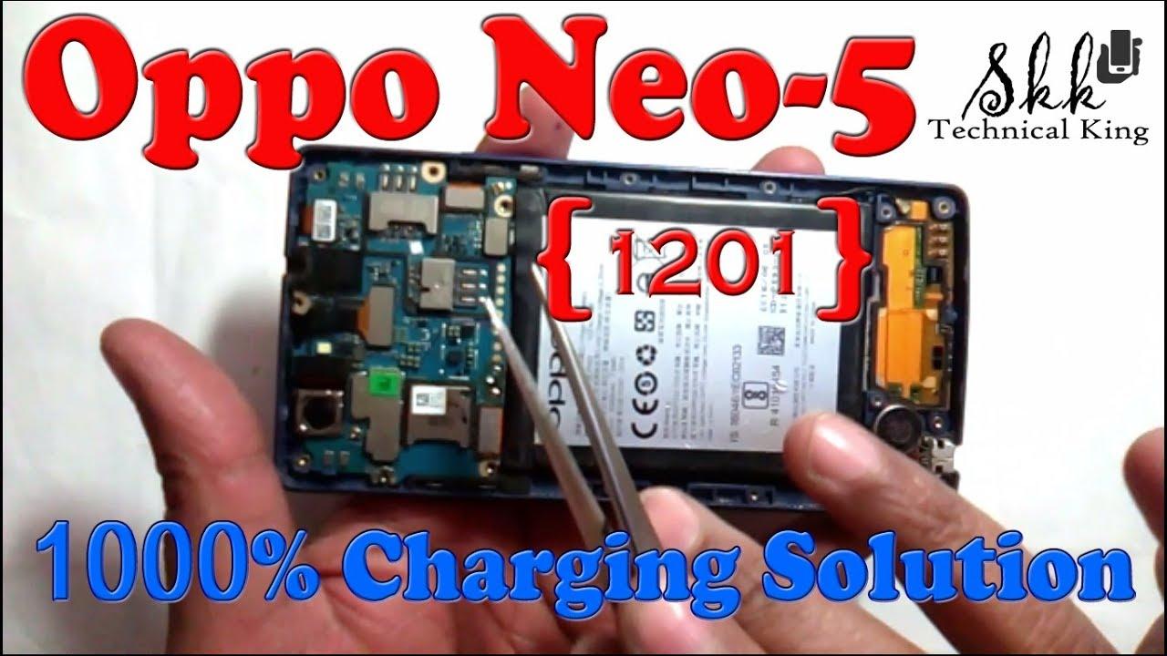 Oppo neo 5 charging ic
