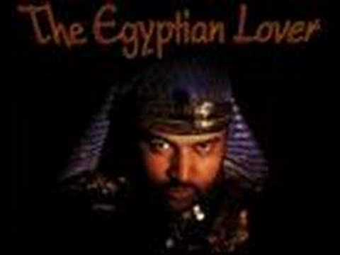 Egyptian Lover - I Need A Freak / My House On The Nile
