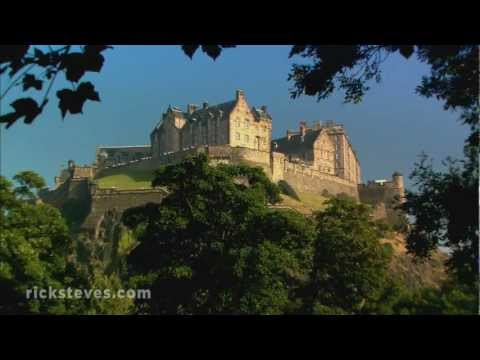 Edinburgh, Scotland: Iconic Castle