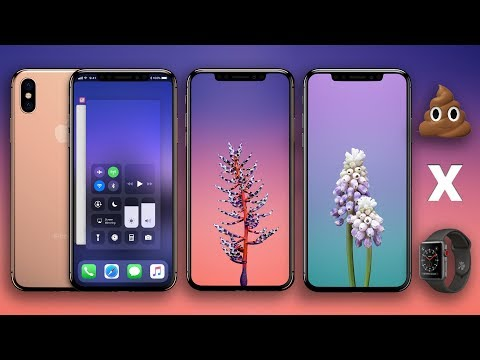 iOS 11 GM Leaks iPhone X, 8 & 8 Plus Secrets!