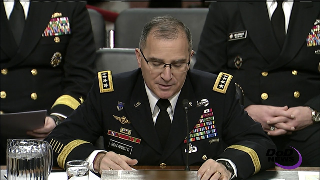 Eucom Chief: Russia Attempts to Disrupt NATO