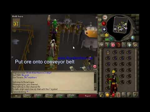 zamoraks king osrs blast furnace tutorial