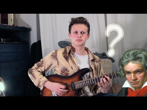 when you try playing mr brightside but it's actually beethovens 9th symphony