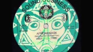 "MANASSEH MEETS PAUL FOX-AFRICAN MASK-SOUND BUSINESS-12""!"