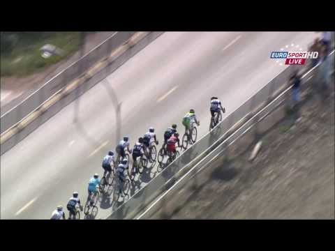 Stage 3 - Dubai Tour 2014 - finish