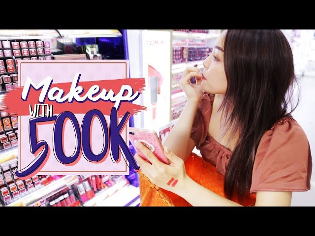 Makeup Đi Học với 500K ♡ How I Did My Makeup in High School ♡ Trinh Pham