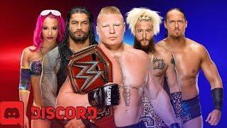 nL Live on Discord - WWE Monday Night Raw! 04/10/17
