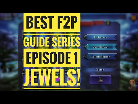 Lords Mobile  Best F2P Guide Series Episode 1 Jewels!