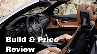 2019 BMW 230i M Sport Convertible w/Track Handling Package - Build & Price Review: Colors, Interior