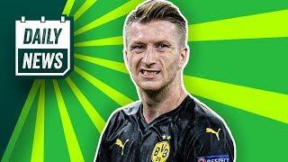 PSG vs. BVB ohne Zuschauer! Drohen auch der BuLi Geisterspiele? DFB-Pokal Auslosung!