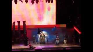 Jesus Christ Superstar- Arena di Verona- Pilate and Christ- King Herod