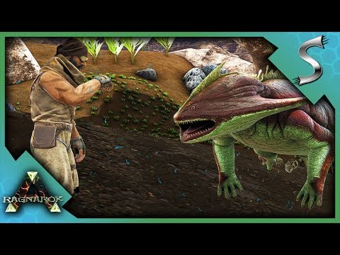 UNDERWATER MISSION FOR SILICA PEARLS! - Ark: RAGNAROK [DLC Gameplay S3E8]