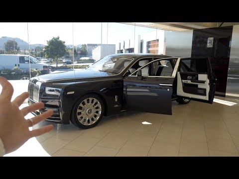 Goodbye Drophead, Hello BRAND NEW Phantom!!!