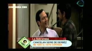 La Sobremesa. Cancelan la serie de Eugenio Derbez y Rob Schneider en Estados Unidos