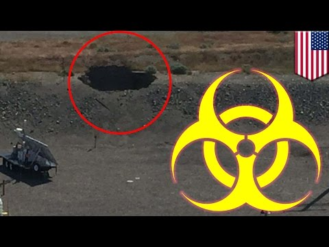 Terowongan penuh bahan radioaktif runtuh - Tomonews