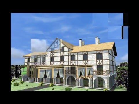 Проект строительства гостиницы