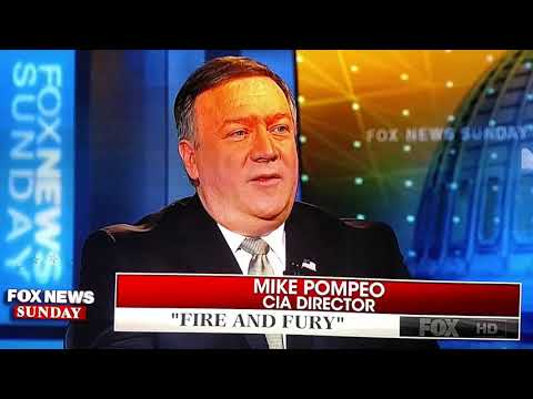 "Mike Pompeo answers Chris Wallace ""No."""