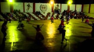 Compañia Folklorica Manto Perú-Danza Pisado de Habas
